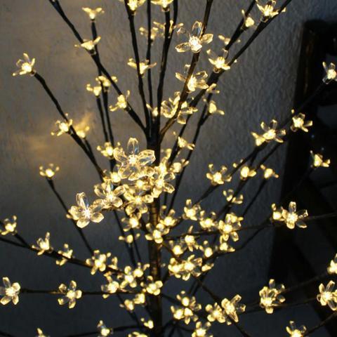 Imagem de Arvore Cerejeira 144L Branco Quente
