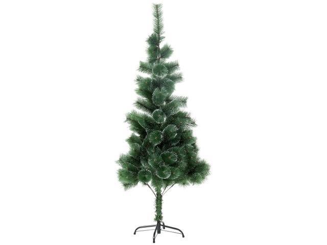 Imagem de Árvore de Natal Nevada 150cm Verde e Branca