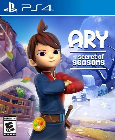 Jogo Ary And The Secret Of Seasons - Playstation 4 - Maximum Games