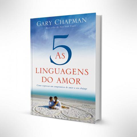 Imagem de As Cinco Linguagens Do Amor