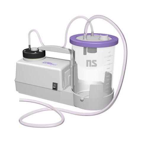 Imagem de Aspirador Cirúrgico de Secreção Sangue e Saliva Aspiramax NS Portátil Bivolt