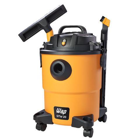 Imagem de Aspirador de Água e Pó 1600W GTW 20 Litros Wap 220v