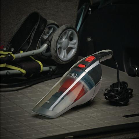 Imagem de Aspirador de Pó Automotivo 12v com 2 Acessórios Black & Decker BDCV370-LA