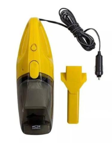 Imagem de Aspirador de pó Chevrolet portátil para carros 12v 60w potência inclui bipo para cantos