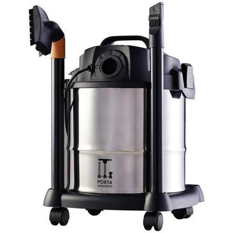 Imagem de Aspirador De Po E Agua Função Sopro Wap Gtw 12 1400W 12L Inox 110V