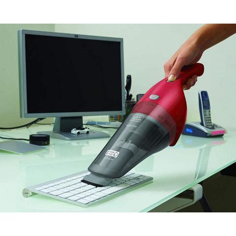 Imagem de Aspirador de Pó e Água Portátil à Bateria 3,6V APB3600 - Bivolt