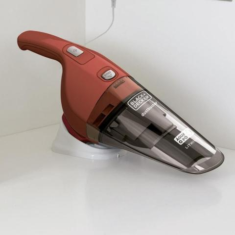 Imagem de Aspirador de Pó e Água Portátil Black Decker Sem Fio à Bateria de Lithium 3,6V APB3600 Bivolt
