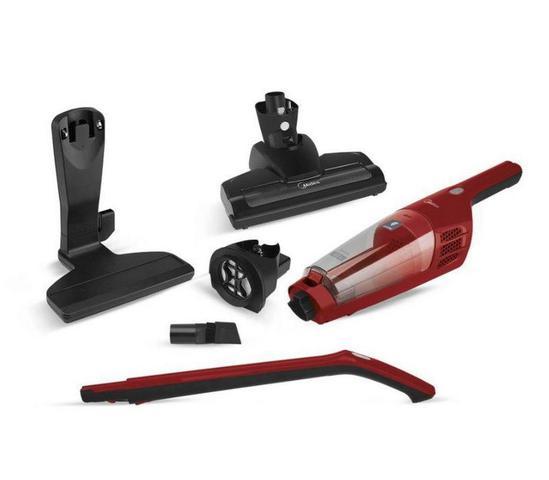 Imagem de Aspirador de Pó Midea Ultra Red Sem Fio 2 em 1 (Vertical e Portatil) Bivolt Bateria Lithium 18v