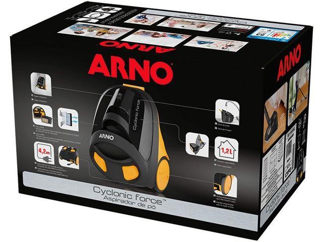 Imagem de Aspirador de Pó Portátil Arno 1400W