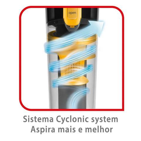 Imagem de Aspirador de Pó Portátil Arno Cyclonic Force Light CYLI