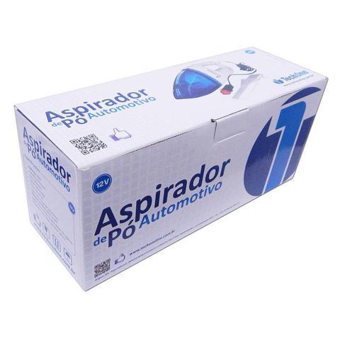Imagem de Aspirador De Pó Portátil Automotivo 12v Com Filtro Tech One