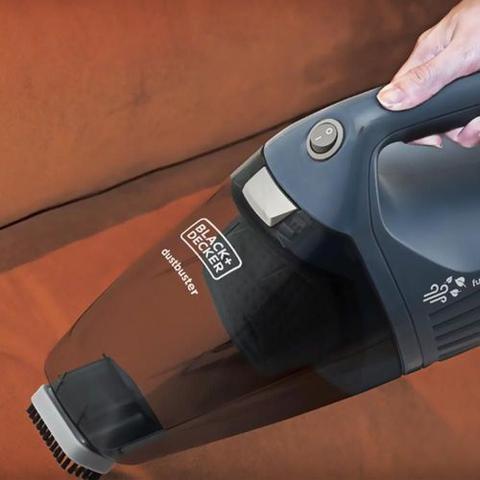 Imagem de Aspirador de Pó Portátil Black  Decker APS1200 110V
