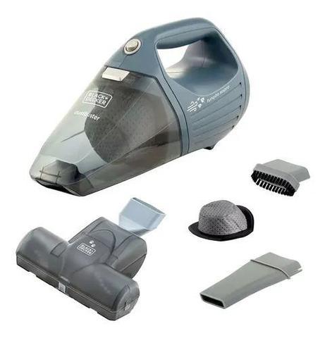 Imagem de Aspirador de Pó Portátil Black & Decker com Capacidade de 0,8 Litros com Filtro Coletor - APS1200PET 127V