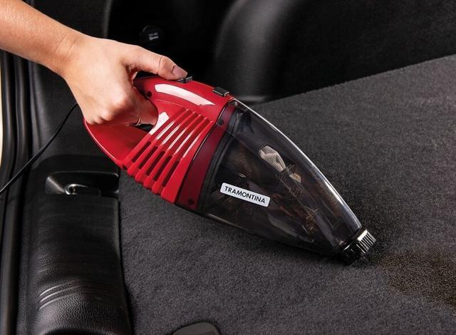 Imagem de Aspirador de Pó Portátil para Carro 60W 12V
