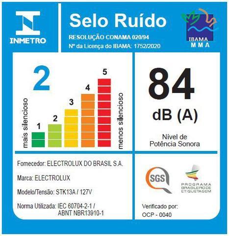 Imagem de Aspirador de Pó Vertical 1000W PowerSpeed Electrolux 2 em 1 Filtro HEPA Cabo Elétrico 5m (STK13A)
