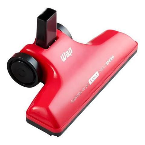 Imagem de Aspirador de Pó Vertical Wap High Speed Portátil - Vermelho - 110V