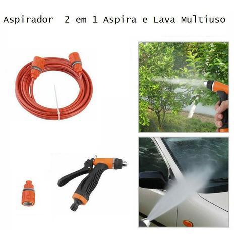 Imagem de Aspirador E Lavador Carro Portátil De Alta Potência 2 em 1 lançamento