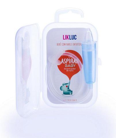 Imagem de Aspirador Nasal Aspirar Baby com Estojo - LikLuc