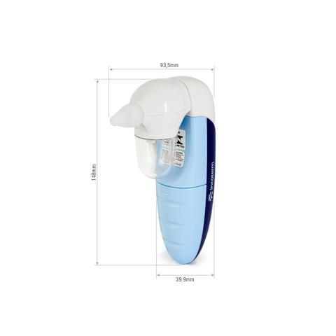 Imagem de Aspirador nasal elétrico Incoterm Inmetro