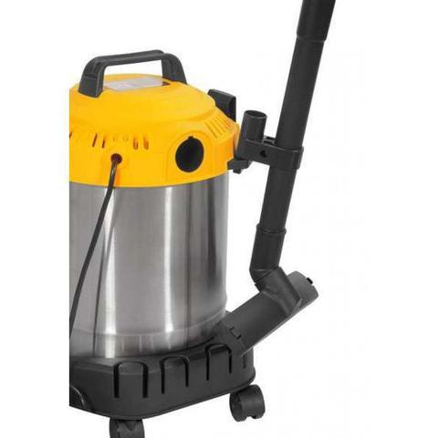 Imagem de Aspirador Pó E Água Profissional Inox 12 Litros Apv1000 Vonder