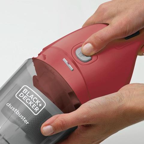 Imagem de Aspirador Portátil de Pó e Água Bateria Lithium 3,6V Black+Decker APB3600