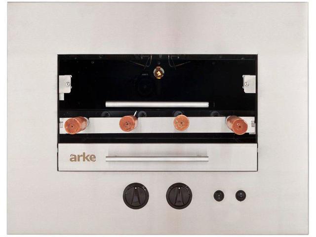 Imagem de Assador à Gás GLP Rotativo Arke Sapore Premium