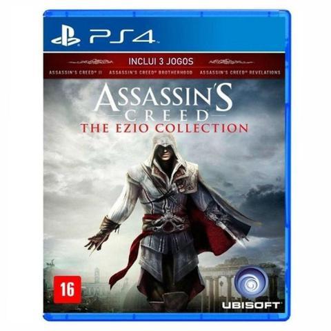 Imagem de Assassin's Creed The Ezio Collection - Ps4 - Sony