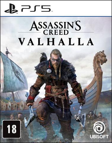 Imagem de Assassin's creed valhalla  ps5