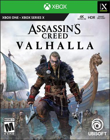 Imagem de Assassin's Creed Valhalla - Ubsoft