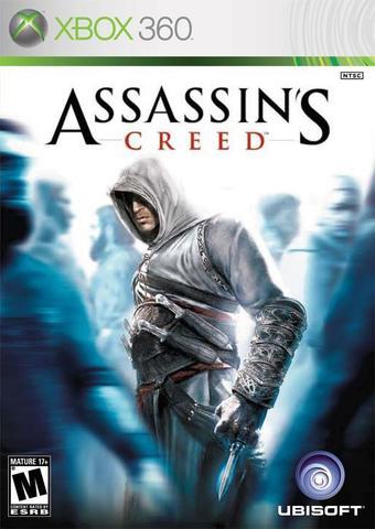 Jogo Assassin's Creed - Xbox 360 - Ubisoft