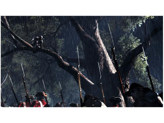 Imagem de Assassins Creed 3 para Nintendo Wii U