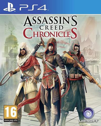 Imagem de Assassins Creed Chronicles - Ps4