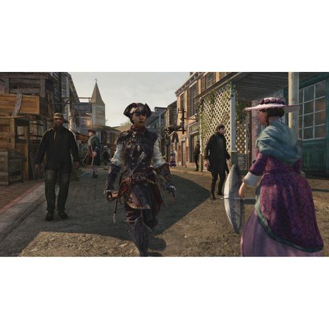 Imagem de Assassins Creed III: Remastered  - Xbox One