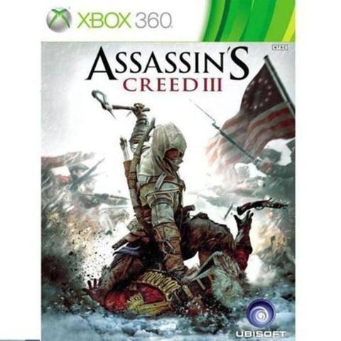 Imagem de Assassins Creed Iii - Xbox 360