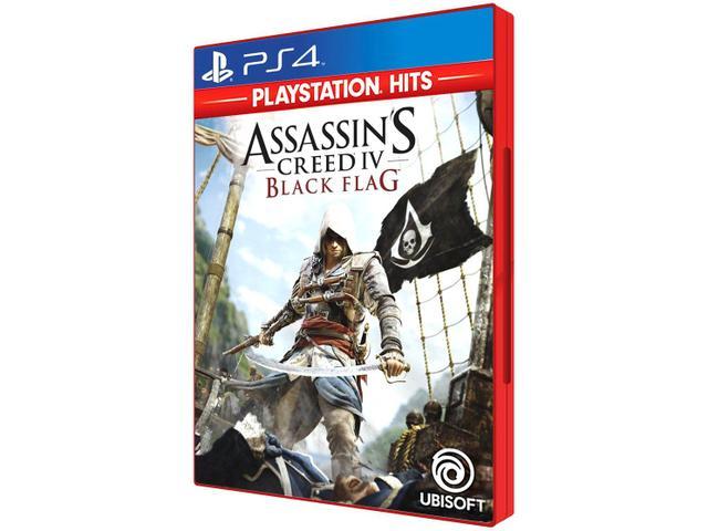 Jogo Assassin's Creed Iv: Black Flag - Playstation 4 - Ubisoft