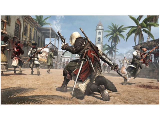 Imagem de Assassins Creed IV Black Flag para PS4