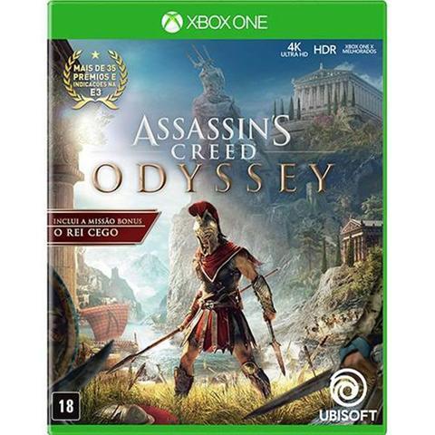 Imagem de Assassins Creed Odyssey - One