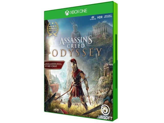 Imagem de Assassins Creed Odyssey para Xbox One