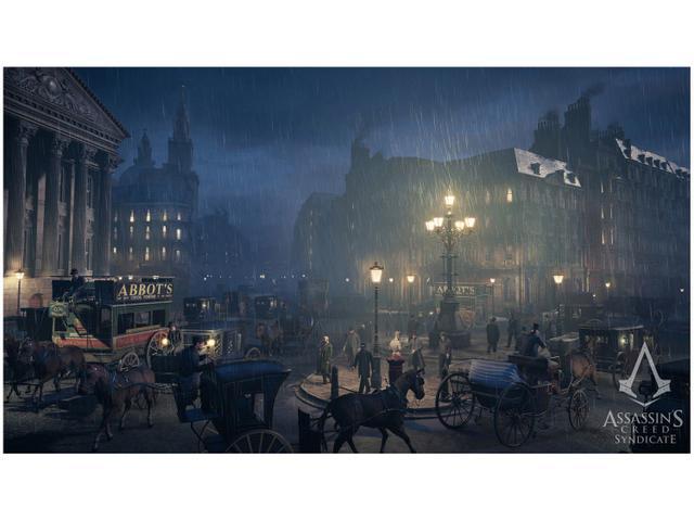 Imagem de Assassins Creed Syndicate para Xbox One