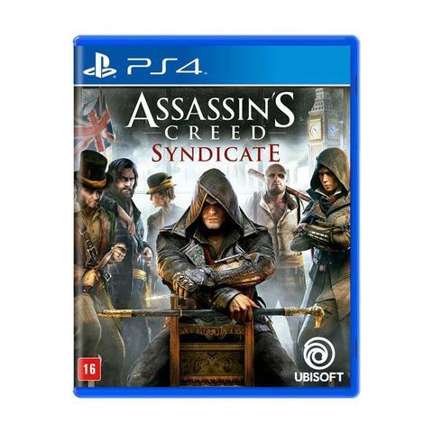 Imagem de Assassins Creed: Syndicate - PS4