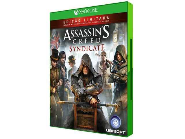 Jogo Assassin's Creed: Syndicate Signature Edition - Xbox One - Ubisoft