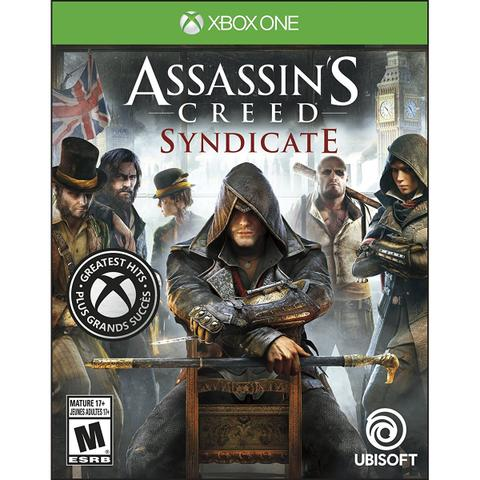 Imagem de Assassins Creed Syndicate - Xbox One