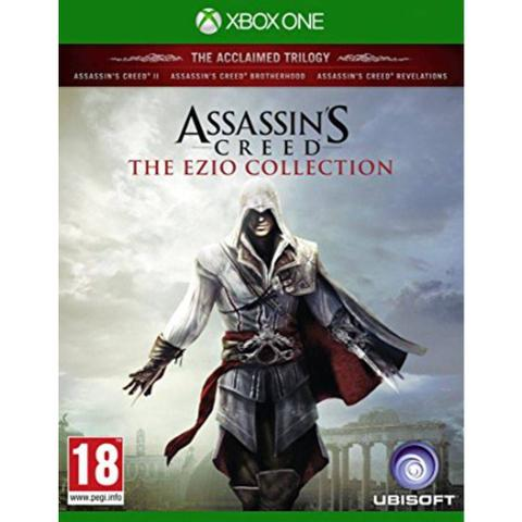 Imagem de Assassins Creed The Ezio Collection - Xbox One
