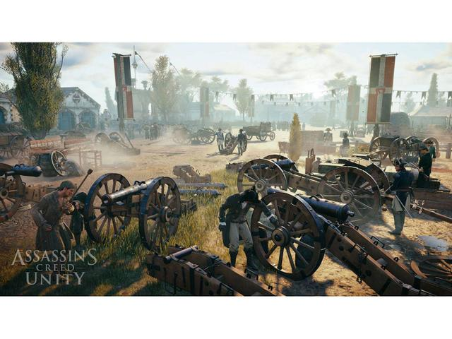 Imagem de Assassins Creed Unity para PC