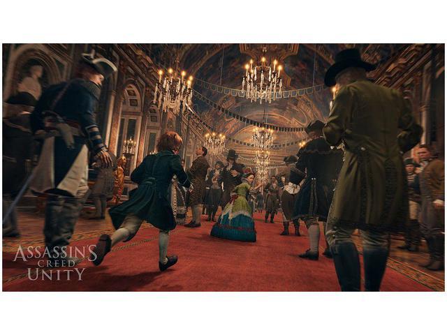 Imagem de Assassins Creed Unity para PS4