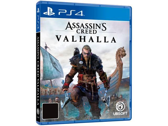 Imagem de Assassins Creed Valhalla para PS4 Ubisoft