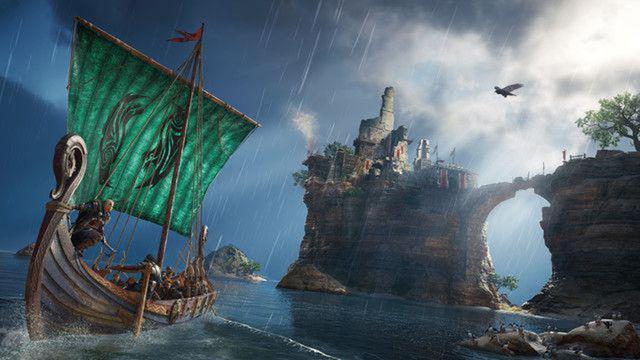 Imagem de Assassins Creed Valhalla para PS4 - Ubisoft