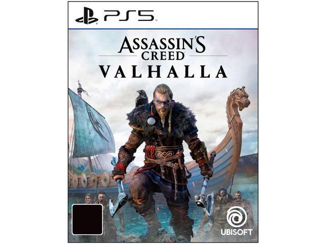 Imagem de Assassins Creed Valhalla para PS5 Ubisoft  - Lançamento