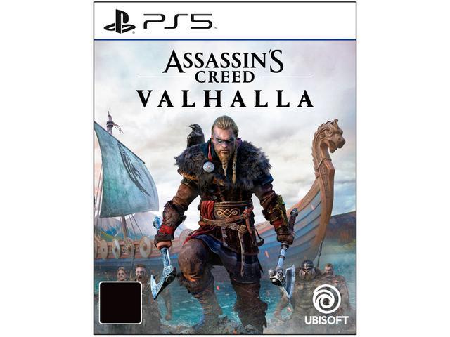 Jogo Assassin's Creed: Valhalla - Playstation 5 - Ubisoft