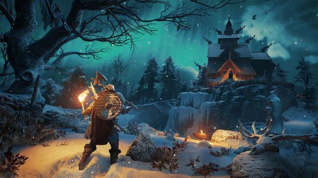 Imagem de Assassins Creed Valhalla - PS4 Mídia Física